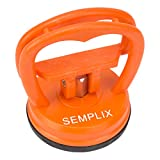 SEMPLIX Linealgriff mit Saugnapf praktisch zum Anheben vielseitig zum...