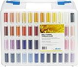 Mettler Polysheen Koffer mit 96 Farben