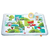 Tiny Love Super Mat Meadow Days große Baby-Krabbeldecke, (0-12 M) nutzbar ab...