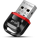 doedoeflu Bluetooth Adapter, Bluetooth 5.0 USB Adapter, Bluetooth Empfänger...