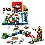 LEGO 71360 Super Mario Abenteuer mit Mario – Starterset, interaktive Figur und...