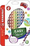 Ergonomischer Buntstift für Rechtshänder - STABILO EASYcolors - 12er Pack mit...