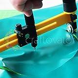 Craftovator Premium 18mm Zirkel- Rotationsschneider