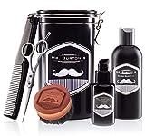 Bartpflegeset Bartpflege aus Deutschland Mr Burton´s - inkl. Bartöl classic...