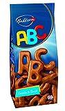Bahlsen ABC Russisch Brot - 12er Pack - Knusprige Kekse in Buchstabenform (12 x...