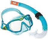 Aqua Lung Unisex Kinder Sport Schnorchel-Set mit Tauchmaske und Schnorchelrohr,...