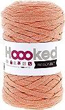 Hoooked, Häkel-Strick-Textilgarn, RibbonXL, Ice Apricot, 120m