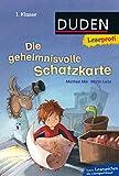 Duden Leseprofi – Die geheimnisvolle Schatzkarte, 1. Klasse: Kinderbuch für...