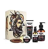 Ultimate Beard Box · Brooklyn Soap Company · Hochwertiges Bartpflege Set inkl....