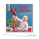 Nähen mit JERSEY - babyleicht!: Nähideen für Babys (Größe 44-98). Inkl....
