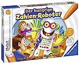 Ravensburger tiptoi Spiel 00706 Der hungrige Zahlenroboter, Lernspiel von...