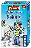 KOSMOS 7105380 Scout: Sicher zur Schule, Verkehrsregeln lernen mit Spaß,...