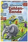 Ravensburger 24973 - Affenstarke Zahlen-Bande - Spielen und Lernen für Kinder,...
