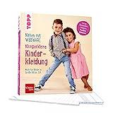 Nähen mit Webware: Klimperkleine Kinderkleidung: Mode für Kinder in Gr 98-134....