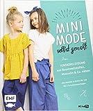 Minimode selbstgenäht – Kinderkleidung aus Baumwollstoffen, Musselin und Co....