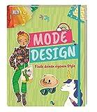 Mode-Design: Finde deinen eigenen Style. Mit Gummiband und Extraseiten zum...