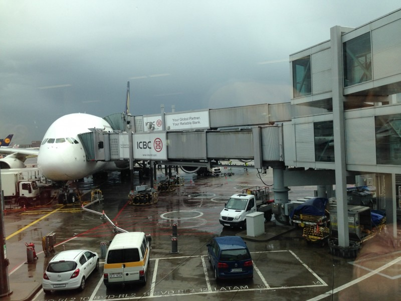Flughafen Frankfurt Gate