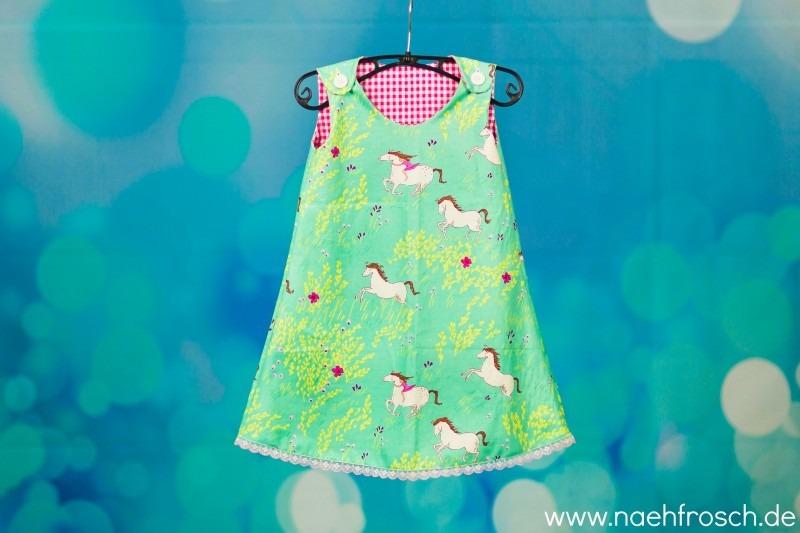 Schnittmuster tunika kleid kind kostenlos