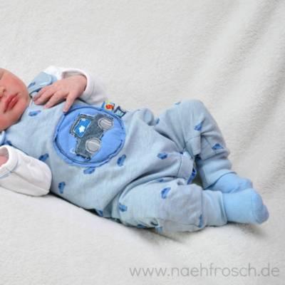 Favorit Nähen für Babys: Schnittmuster, Anleitungen und Ideen für's Baby KE06