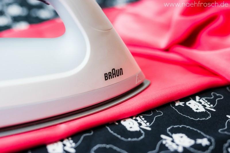 Bügeleisen von Braun