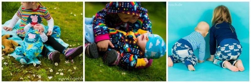 Babykleidung selbst nähen