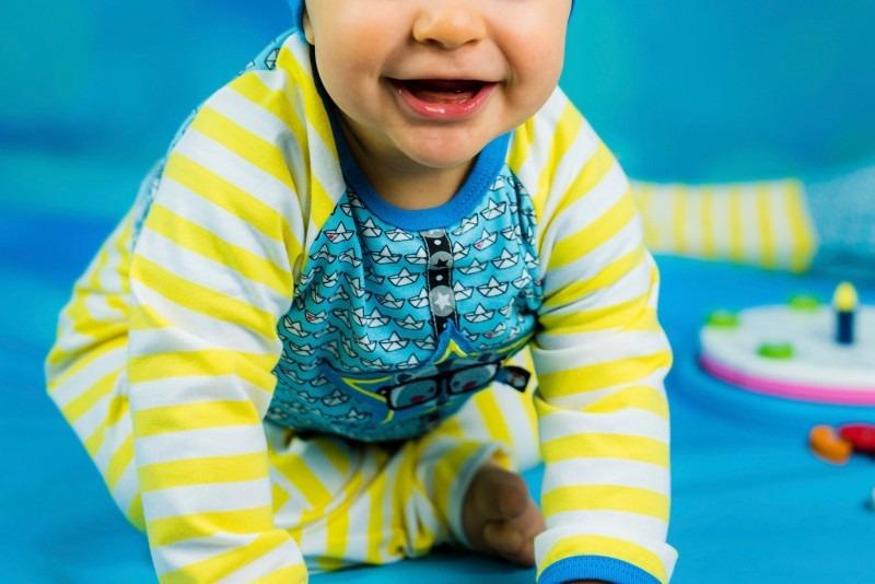 Baby Shirt selbst nähen