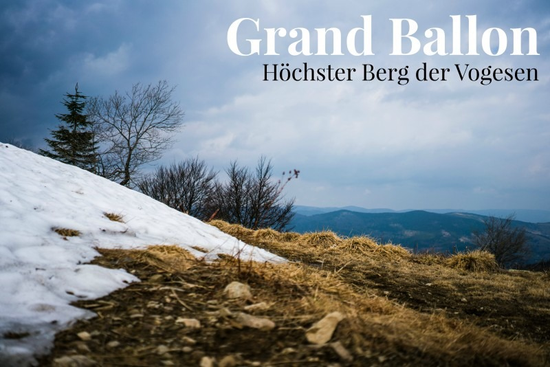 Vogesen Elsass Vosges Alsace Großer Belchen Grand Ballon Berg Urlaub mit Kindern Frankreich France Travel
