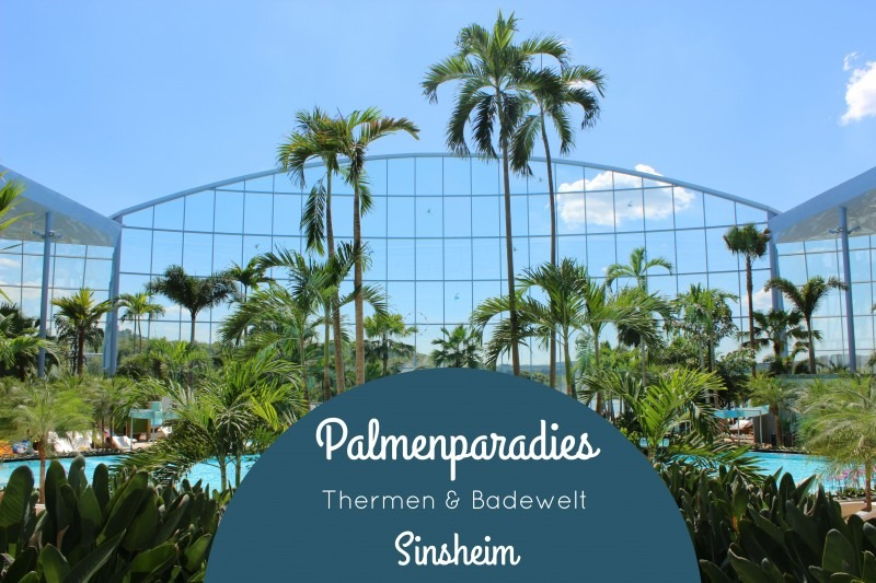 Palmenparadies Thermen & Badewelt Sinsheim