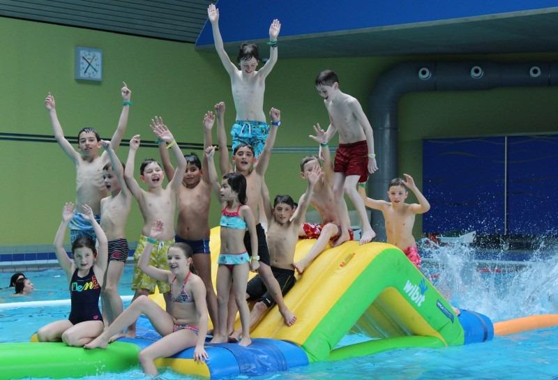 Kinder-Tag in der Badewelt Sinsheim