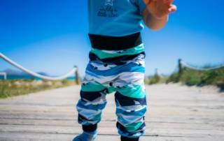Schnittmuster Babyhose: RAS für den Sommerurlaub