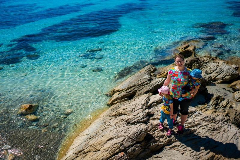 Mallorca mit kleinen Kindern Spanien Balearen Urlaub Kind Reise