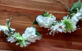 Flower Crown DIY - Blumenkranz basteln