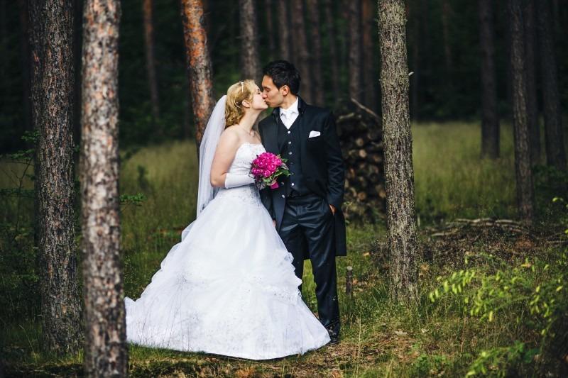 Hochzeit Naehfrosch
