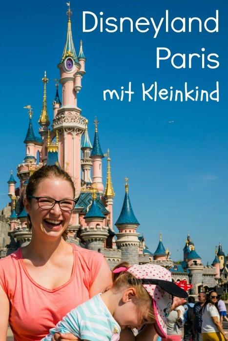Nähfrosch Disneyland Paris mit Kleinkind Disney Studios Toddler Freizeitpark