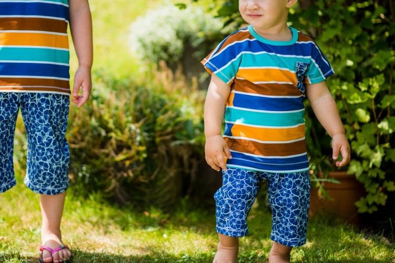 Kinder Klamotten selbst nähen