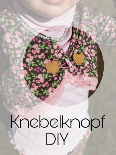 Knebelknopf DIY