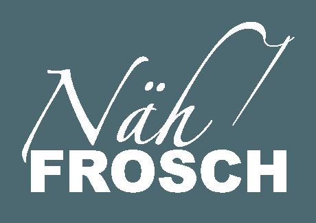 Nähfrosch Retina Logo