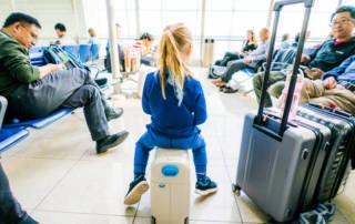 Fliegen mit kleinen Kindern und der JetKids BedBox