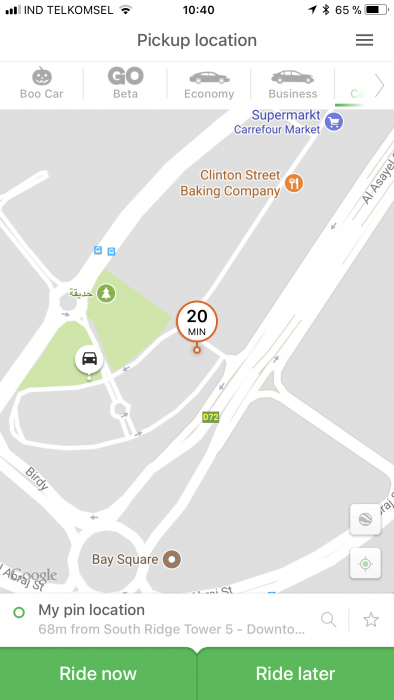 Careem Taxi Service Dubai