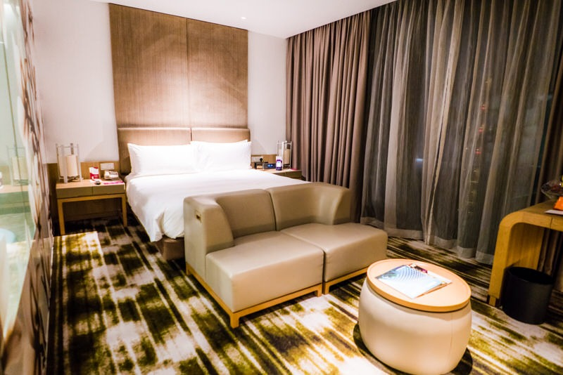 Crowne Plaza Changi Singapur