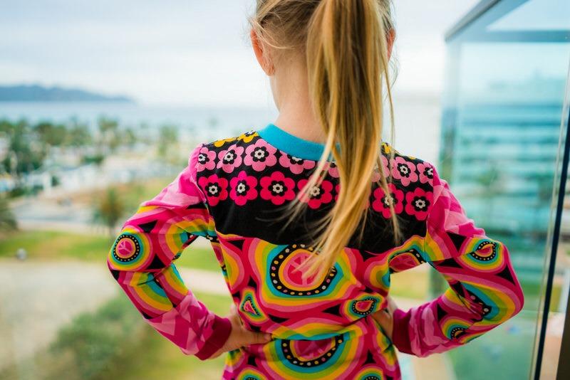 Naehfrosch Hippie Shirt 2