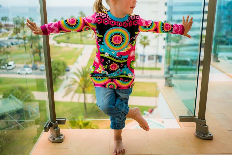 Naehfrosch Hippie Shirt 7