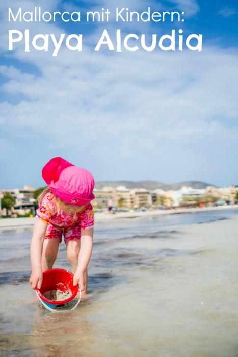 Naehfrosch Playa Alcudia