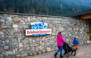Ausflug zur ErlebnisSennerei Zillertal