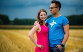 Viskose Jersey nähen: Pinkes Kleid für den Sommer