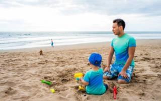Lycra nähen: UV Schutz Kleidung selber nähen mit Badelycra
