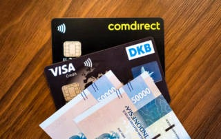 Welche Kreditkarte auf Reisen nutzen? Unser Vergleich