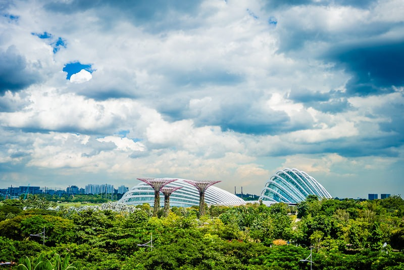 Gardens By The Bay Singapur 018