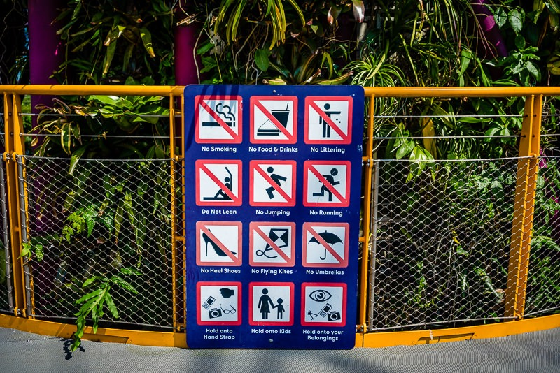 Gardens By The Bay Singapur 077