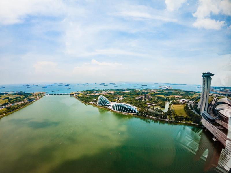 Singapore Flyer 107